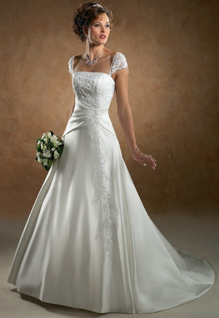 Modern Wedding Dresses Online - Bavarian Wedding