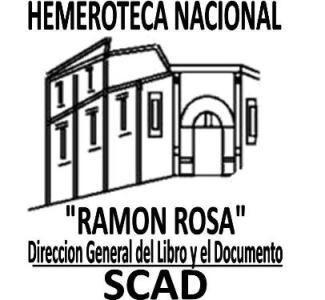 """Hemeroteca Nacional """"Ramón Rosa"""""""
