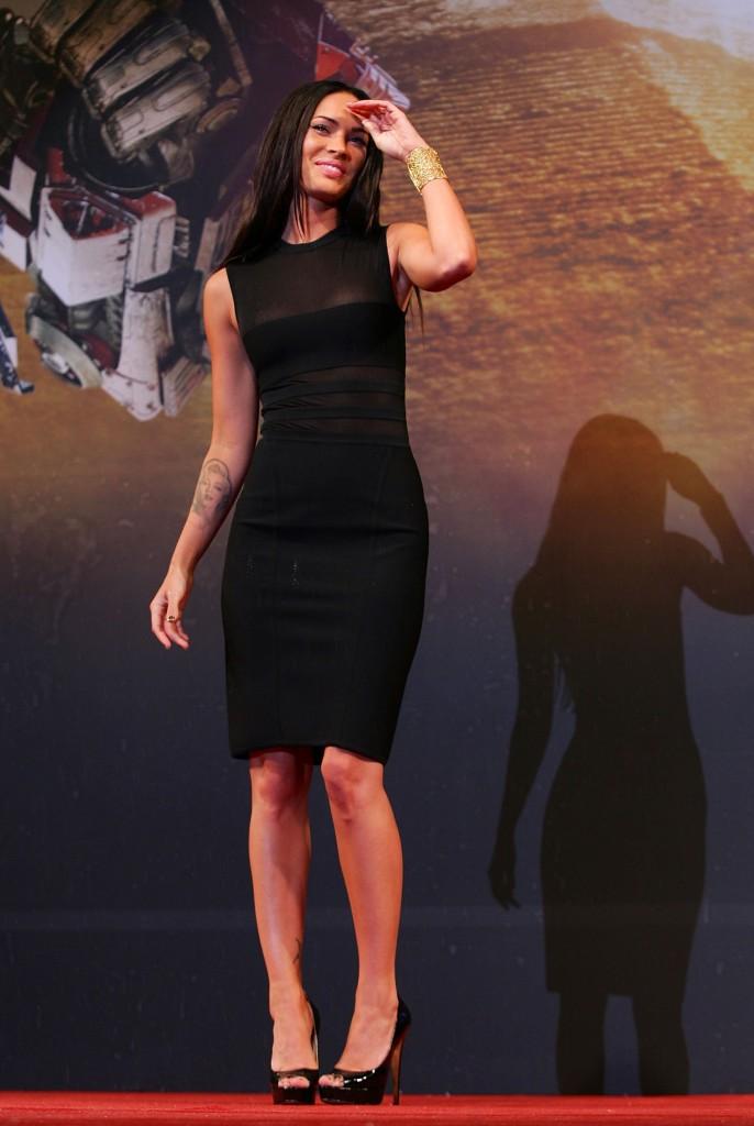 megan fox transformers 2 premiere germany. hot Megan Fox Transformers Los