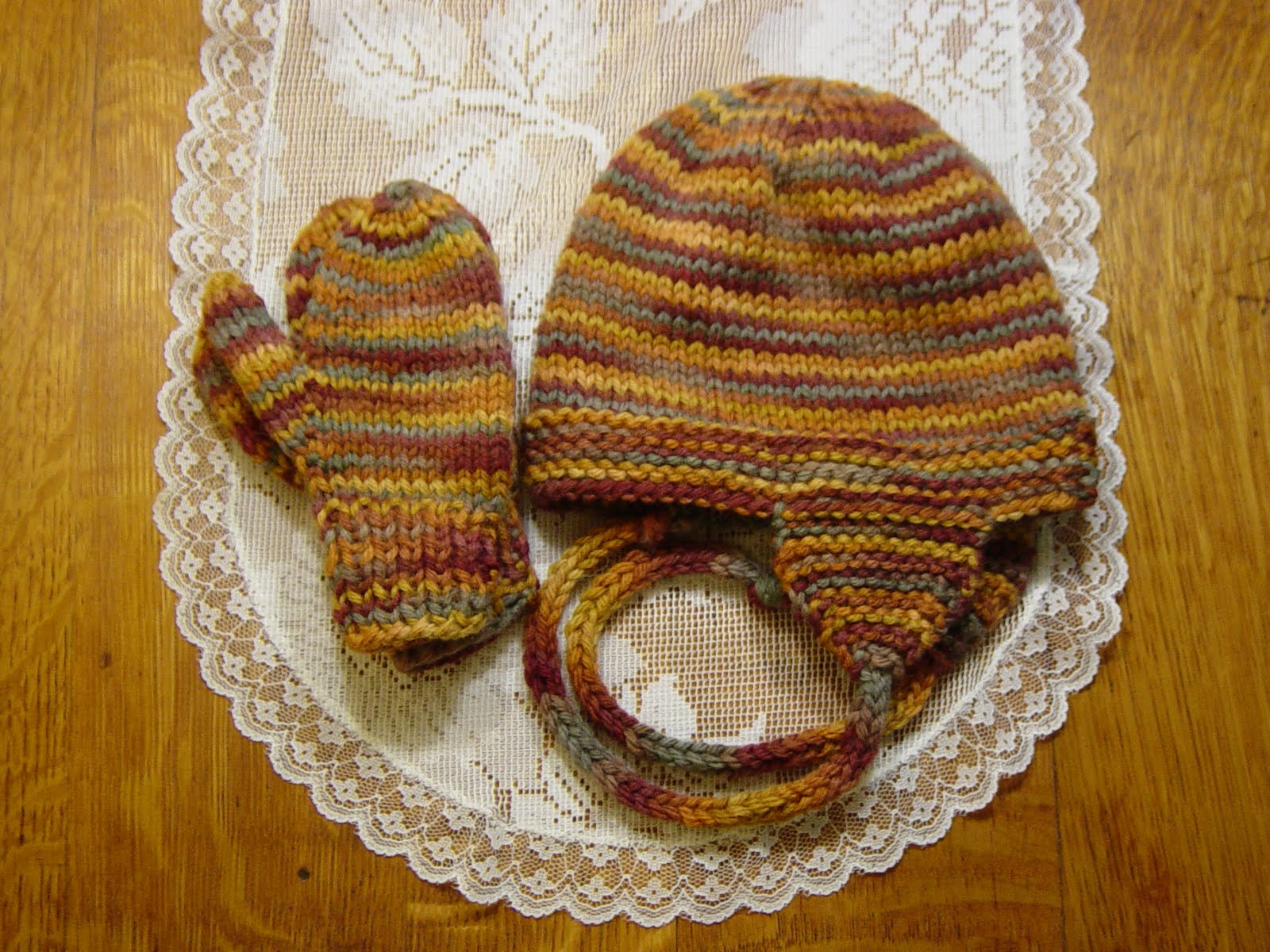 it\'s a knit thing: Charity Knitting