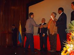 ENTREGA DE PREMIOS MUNICIPALES DE CINE-ALCALDIA DEL MUNICIPIO LIBERTADOR