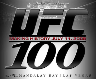 UFC 100 Odds at BSNblog
