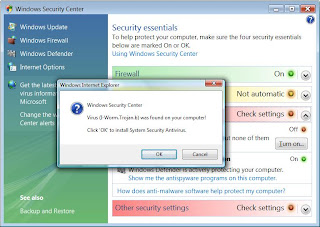 stabilityinetscan.com - Windows Security Center: Security essentials