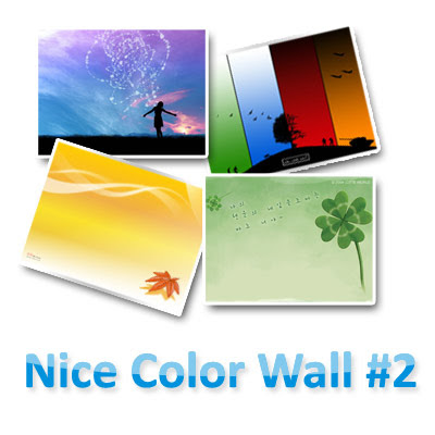 color wallpaper. Nice Color Wallpapers