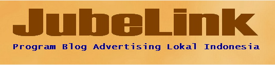 Jubelink.Com Program Blog Advertising Lokal