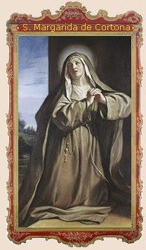 santoralcatólico santa margarete de cortona