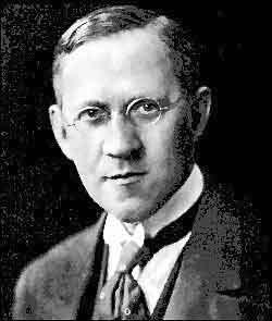 Thomas Martin Lowry (1874-1936)