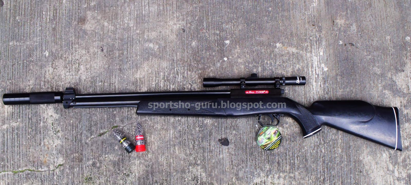 Gun Sport  Short Sharp Tiger Air Rifle