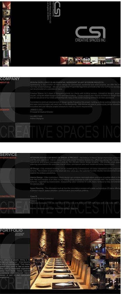 Coporative Booklet Design