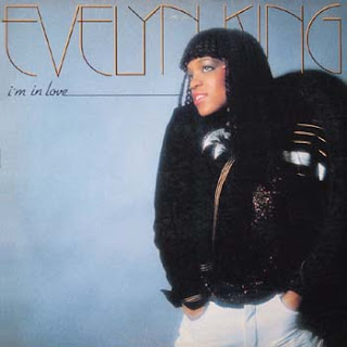EVELYN CHAMPAGNE KING 1981 { i'm in love }