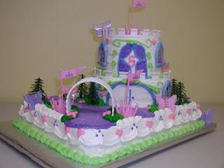 Creative Disney Princess Birthday Cakes