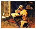الفقيه ، لوحة من أعمال عثمان بيدي