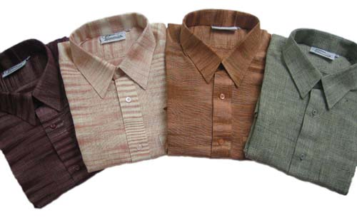 Khadi cotton for Linen shirts for mens in chennai