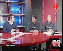Entrevista Imas TV. Equipo Puertollano 2011