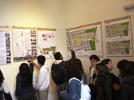 Exposicion de los Paneles de la Propuesta