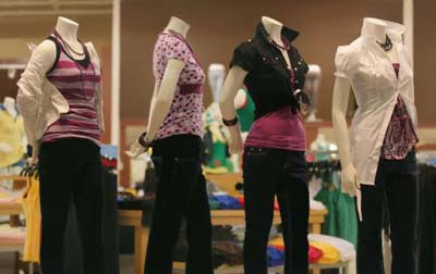 Fashion-Merchandising