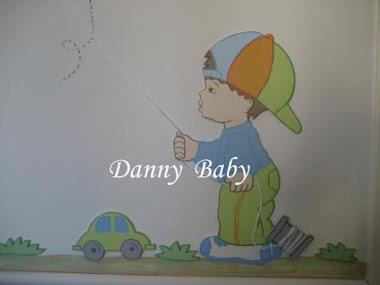decoração com menino empinando pipa