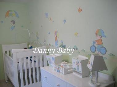 decoração de quarto com meninos