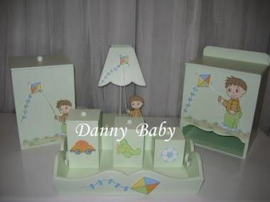 kit higiêne para bebê