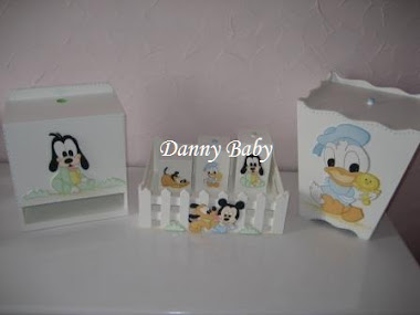 kit higiêne disney baby