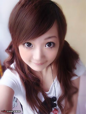 Asian Girl Hairstyles