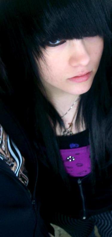 black emo hairstyle. Black Emo Hairstyles