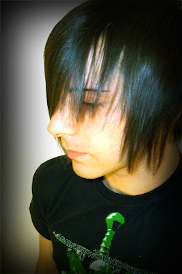 pictures of emo hairstyle