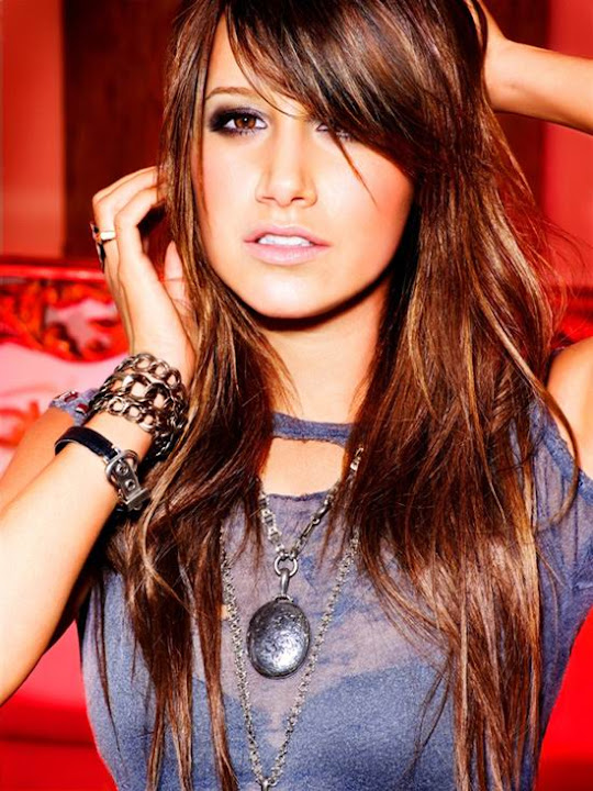 brunette with blonde highlights. Olsen and brown years with long kind hellcat ashley ashleylight brown Poll brown years with londe Ashley+tisdale+brown+hair+with+londe+highlights