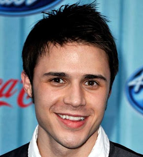 cool short hairstyle for men guys - Kris Allen Hairstyle cool short