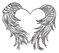 cute heart tattoo designs