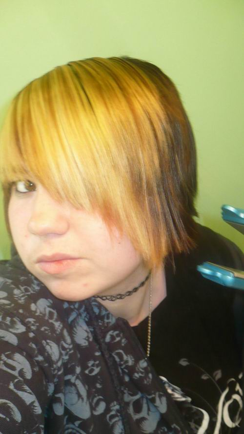 Funky Emo Hairstyle for Summer 2010