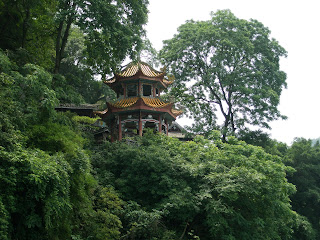 A native structure in China