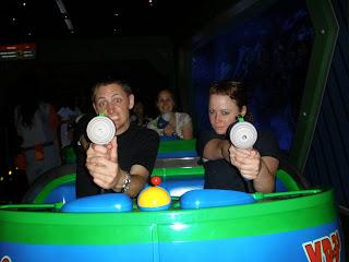 Students at the Hong Kong Disneyland