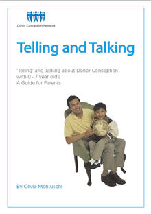 DCN: Telling &amp; Talking Pamphlets - All Ages