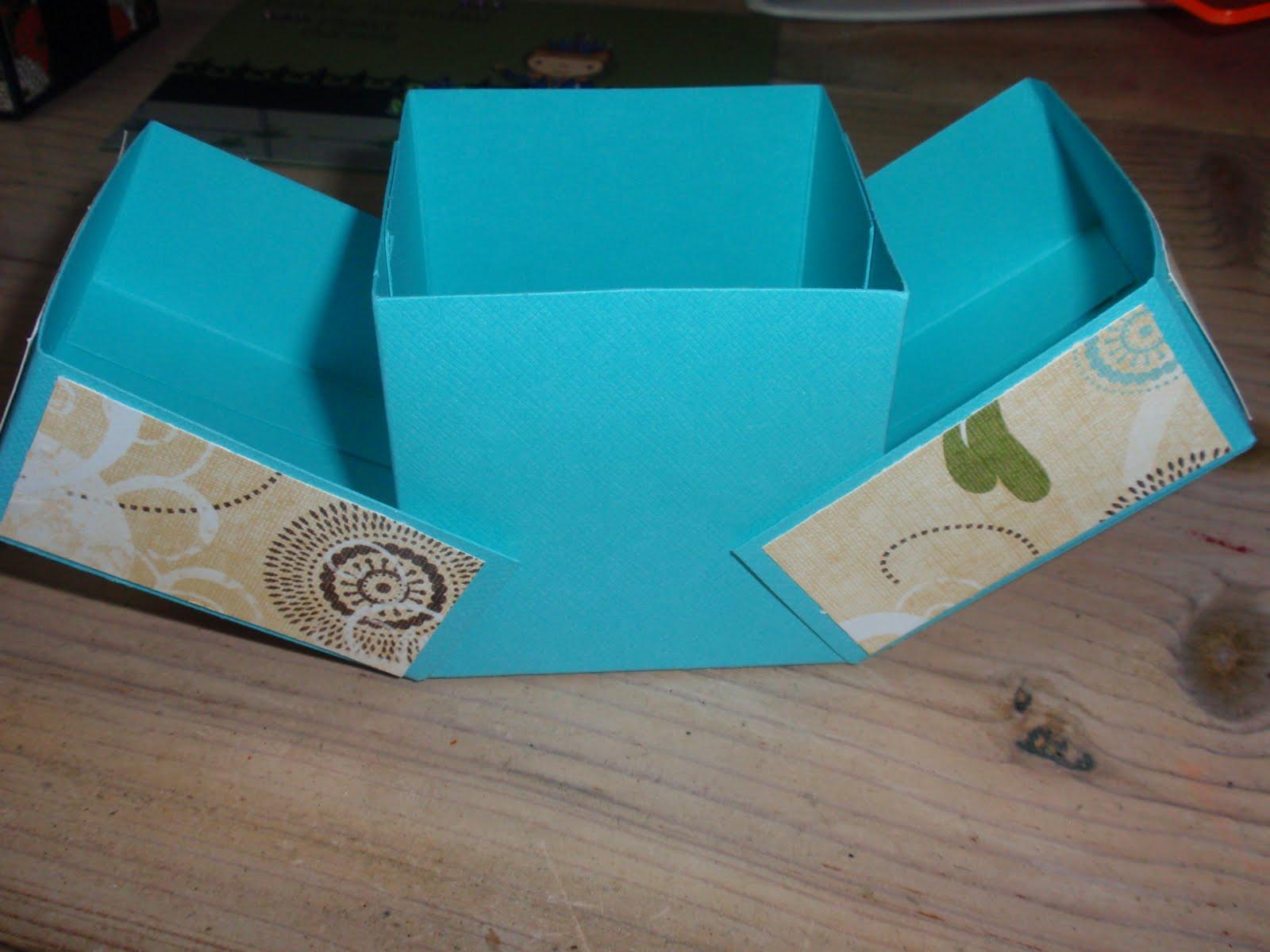 Crazy for paper origami box origami box jeuxipadfo Gallery