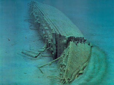Blog Titanic 1912