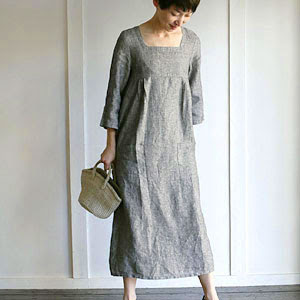 The Philosophers Wife Fog Linen Dresses And Wedding