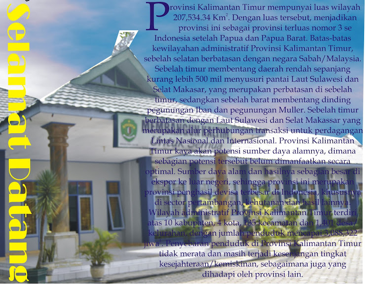 BPM-PD Prov. Kaltim