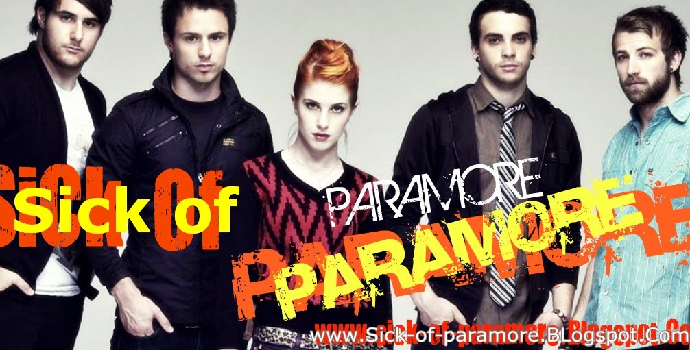 BLOG PARAMORE NOTICIAS! -We Were Born For This!