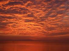 Sunset, Kep, Cambodia
