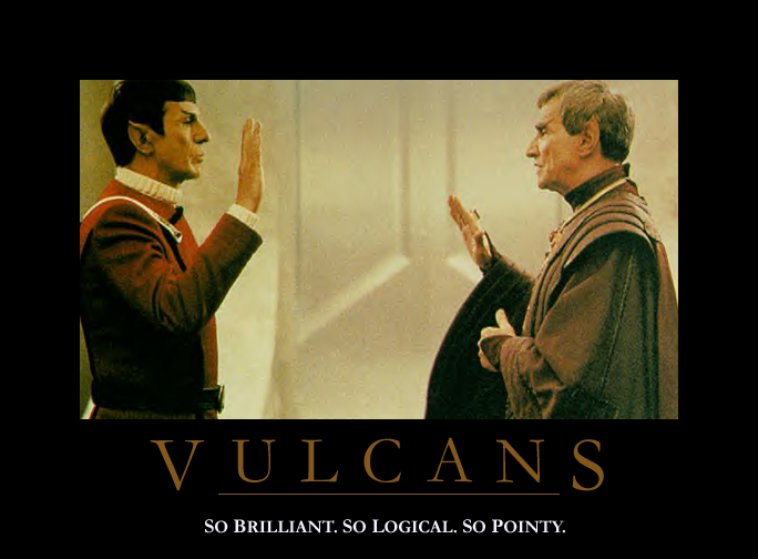 Vulcans The Star Trek