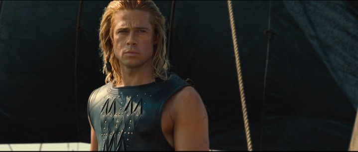 Swords and SandalsAchilles Brad Pitt Hair