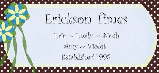 Erickson Times