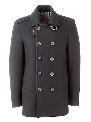 FASHION ESSENTIALS: The Pea Coat | Essential Style for Men.