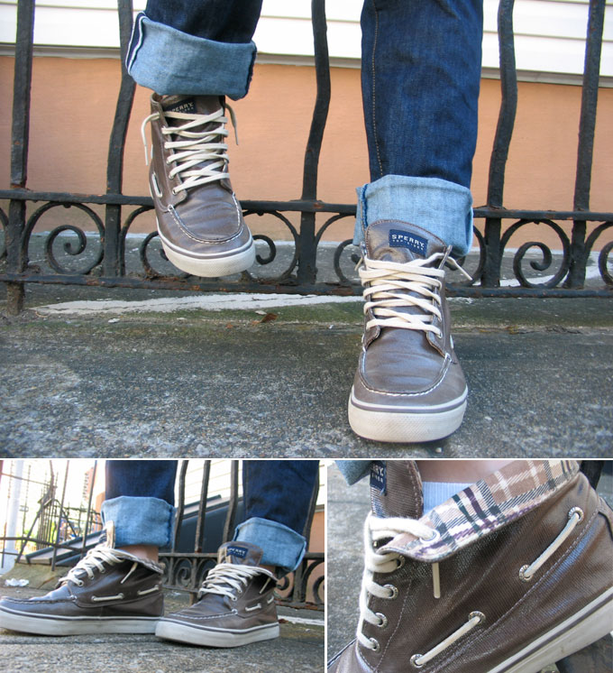 a better roni all the shoes i own 11 sperry high tops