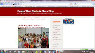 Eagles' Nest Radio Blog