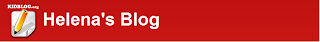 Helena's blog banner