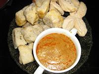 Resep kue ringan makanan sederhan Cireng Aci GOreng