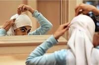 Tips Cara Rawat Rambut Foto Wanita Berjilbab Kerudung