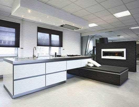 Cocinas dom sticas hogar cocinas industriales reformas for Cocina industrial hogar